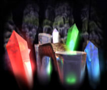 The Crystal Caves