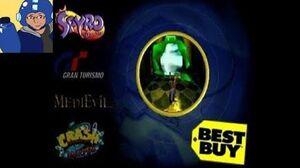 Best Buy Demo CD