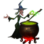 MedPS4ForestWitch
