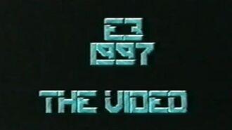 E3 1997 Freak's Shop VHS Messevideo