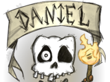 Sir Daniel Fortesque (Don't Starve)