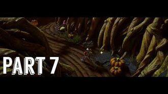MediEvil PS4 Remake Walkthrough Part 7 - Pumpkin Gorge All Collectibles