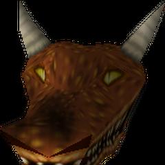 The Dragon in <i>MediEvil (1998)</i>.