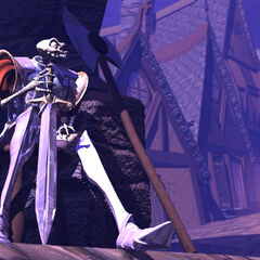 Another shot of Dan from <i>MediEvil</i>.
