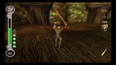 MediEvil- Resurrection flying bug