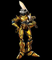 GoldenArmour