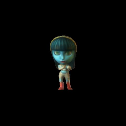 Kiya's minion in the game.