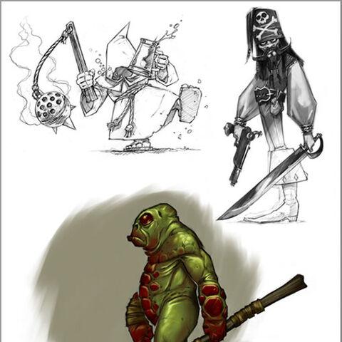 Possible <i>Resurrection</i> artwork <i>(top left)</i>.