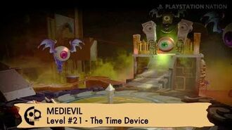 MediEvil (2019) - Level 21 - The Time Device