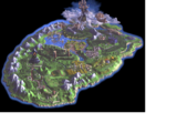 Land Map (MediEvil)