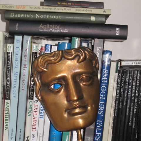 The BAFTA is currently in Jason Wilson's possession.