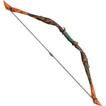 Flaming Longbow PS4 Version