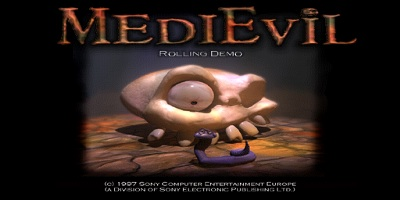 MediEvil prototype