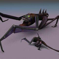 Shadow Demons in <i>MediEvil: Resurrection</i>.