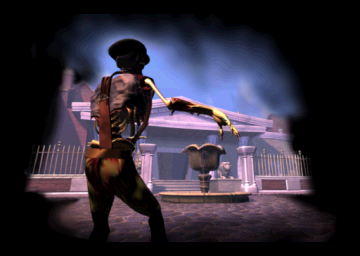 Medievil 2 - The Museum (demo)