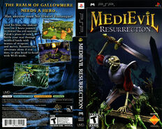 Medievil Resurrection COVER