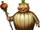 The Pumpkin Witch