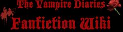 The Vampire Diaries Fanfiction Wiki wordmark