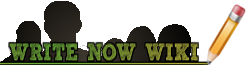 Write Now wordmark