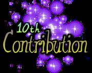 10th Contribution