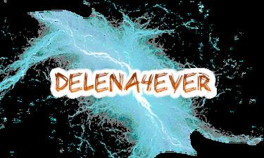 Delena4Ever logo