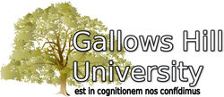 Gallows Hill University