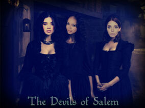 The Devils of Salem episode