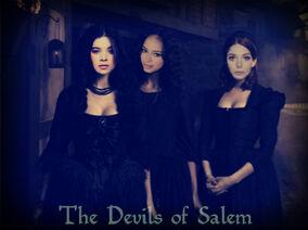 The Devils of Salem episode