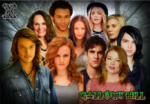 Gallows Hill cast shot