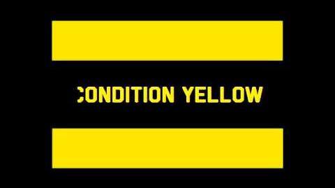 Alert Condition Yellow