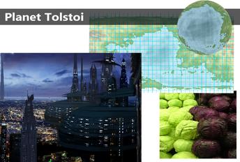 Planet Tolstoi