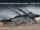 Anti Orbital Assault Defense System - AOADS 1017
