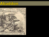 Abaddon, mystical