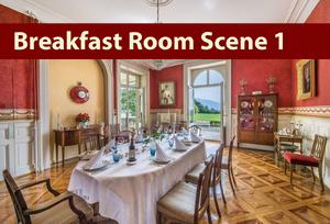 Breakfast Room Scene 1