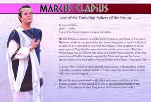 Marcus glad