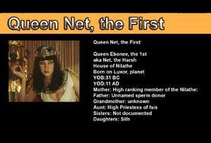 Queen Net, the First