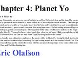 EO Chapter 4: Planet Yo