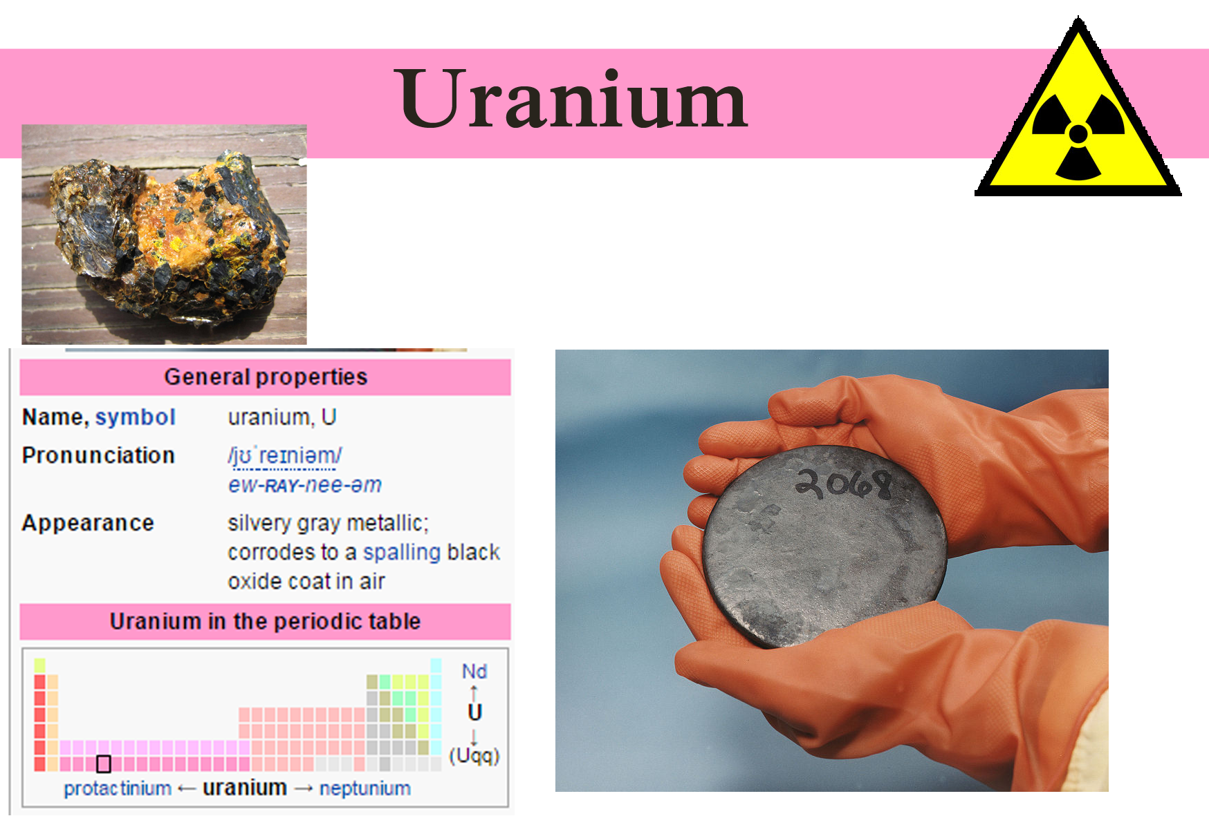 Uranium galnet wiki fandom powered by wikia uranium is a chemical element with symbol u and atomic number 92 it is a silvery white metal in the actinide series of the periodic table gamestrikefo Image collections
