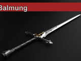 Balmung, Sword