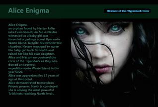 Alice enigma1
