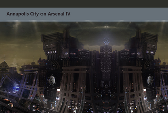 Annapolis City on Arsenal IV