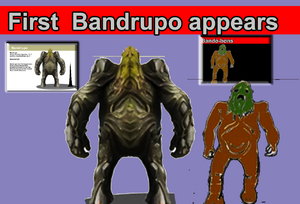 First Bandrupo appears