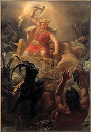 220px-Mårten Eskil Winge - Tor's Fight with the Giants - Google Art Project