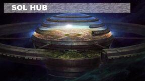 Sol hub