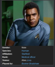 M Benga Memory Alpha the Star Trek Wiki Wikia