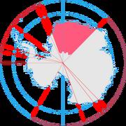 250px-Antarctica, Norway territorial claim svg
