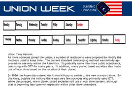 Unionweek