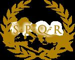 Roman SPQR banner