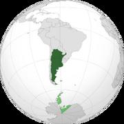 Mainland Argentina