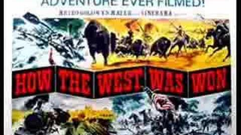 Film: How the West was Won(1962)